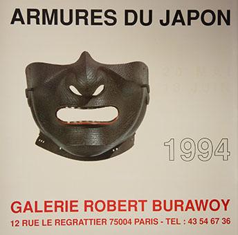 Armures du Japon (20 mai - 18 juin 1994)